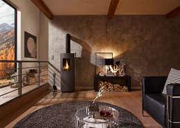 Гостиная в . Автор – MaisonFire