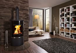 modern Living room by MaisonFire