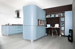 Cocinas de estilo moderno por Schmidt Küchen