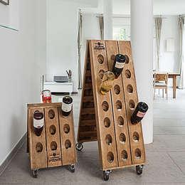 classic Wine cellar by Skypak