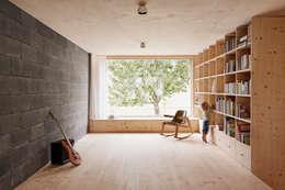 Projekty,  Salon zaprojektowane przez Innauer-Matt Architekten ZT GmbH