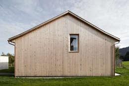 Huizen door Innauer-Matt Architekten ZT GmbH