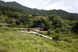 House in Macheon: studio_GAON의  주택