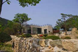 House of San-jo: studio_GAON의  주택