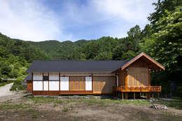 Houses by studio_GAON