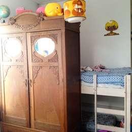 Voorbeelden: klasieke Slaapkamer door Retroloekie
