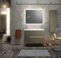Projekty,  Łazienka zaprojektowane przez SONIA