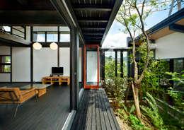 石井智子/美建設計事務所의  거실