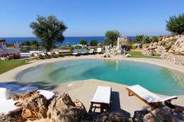 Piletas de estilo mediterraneo por SYS PISCINE