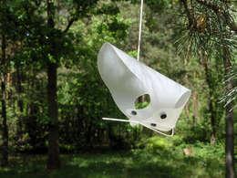 Karmnik : styl , w kategorii Ogród zaprojektowany przez Jan Kochański