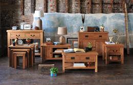 Salon de style de stile Rural par The Cotswold Company