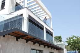 Terrace by FG ARQUITECTES
