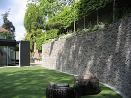 Andrew Wenham: modern tarz Bahçe