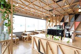 Nhà hàng by Biasol Design Studio