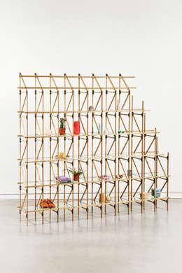 industrial Living room by Studio Mieke Meijer