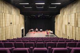Tricotage:  Evenementenlocaties door LEVS architecten