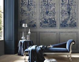 moderne Slaapkamer door Londonart