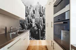 moderne Keuken door Londonart