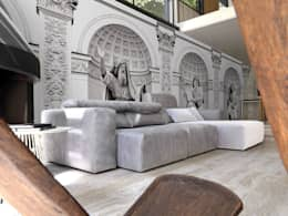 moderne Woonkamer door Londonart