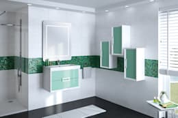 Decor: Baños de estilo moderno de Visobath