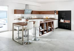 Кухни в . Автор – Schmidt Küchen