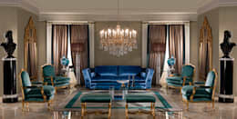 Sala de estar  por Zanaboni