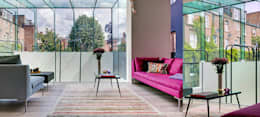 Salas de jantar modernas por Dos Architects