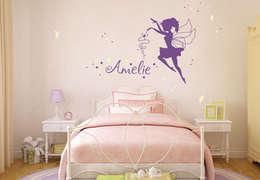 Projekty,  Pokój dziecięcy zaprojektowane przez K&L Wall Art