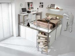 moderne Kinderzimmer von Tumidei