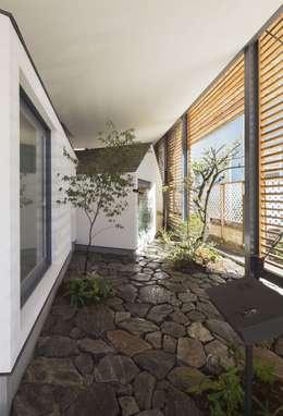 two.: MASAKI YAMADA Architectureが手掛けた家です。