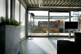 modern Living room by Archipelontwerpers