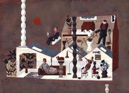Dertien12:  Kunst  door Pieter Van Eenoge