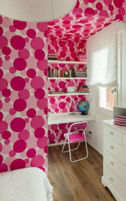 eclectic Nursery/kid's room by Plastudio