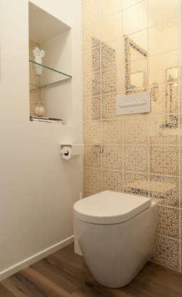 eclectic Bathroom by Plastudio