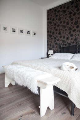 eclectic Bedroom by Plastudio