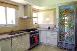 مطبخ تنفيذ Opra Nova