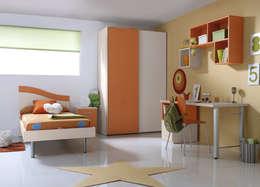 غرفة الأطفال تنفيذ MUEBLES ORTS