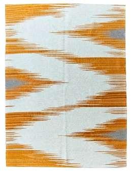 SECIL OZELMAS DESIGN STUDIO – KİLİM İKAT 2012 KOLEKSİYONU:  tarz