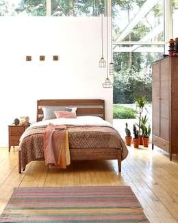 scandinavian Bedroom تنفيذ Ercol