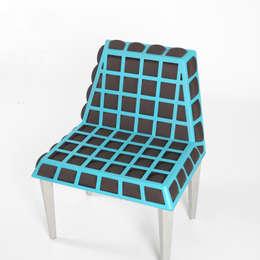 Swallen Chair: Parkbomi의  거실