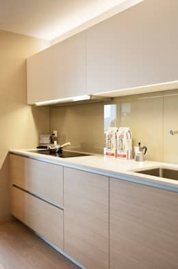 moderne Keuken door Dyer-Smith Frey