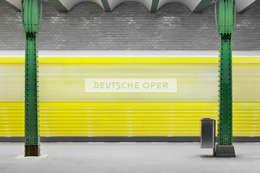 Unter Berlin:   von Annika Feuss Fotografie