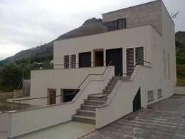 Casas de estilo moderno por Grupo De4 - Green Project