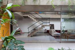 Casas de estilo  por CR2 Arquitetura
