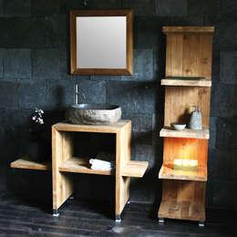 Ванная комната в . Автор – SPA Ambiente