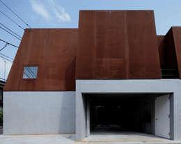 Projekty,   zaprojektowane przez 石井秀樹建築設計事務所