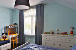Aykuthall Architectural Interiors – ÇOCUK ODALARI: modern tarz Çocuk Odası
