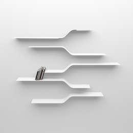 ETAGERE RESEAU SET1: Maison de style  par vidame creation