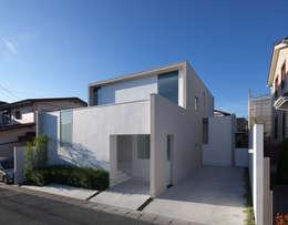 modern Houses by ソルト建築設計事務所
