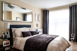 غرفة نوم تنفيذ Lujansphotography